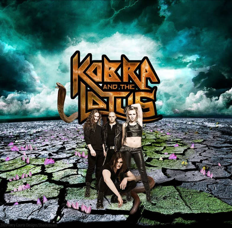 Kobra and the Lotus Graphic by Torry Courte